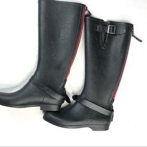 Steve Madden Tsunami Rubber Boots